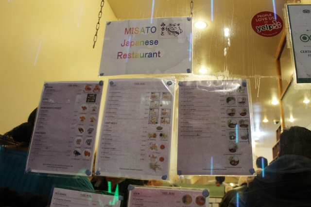 Japanese Restaurant Near Chinatown London