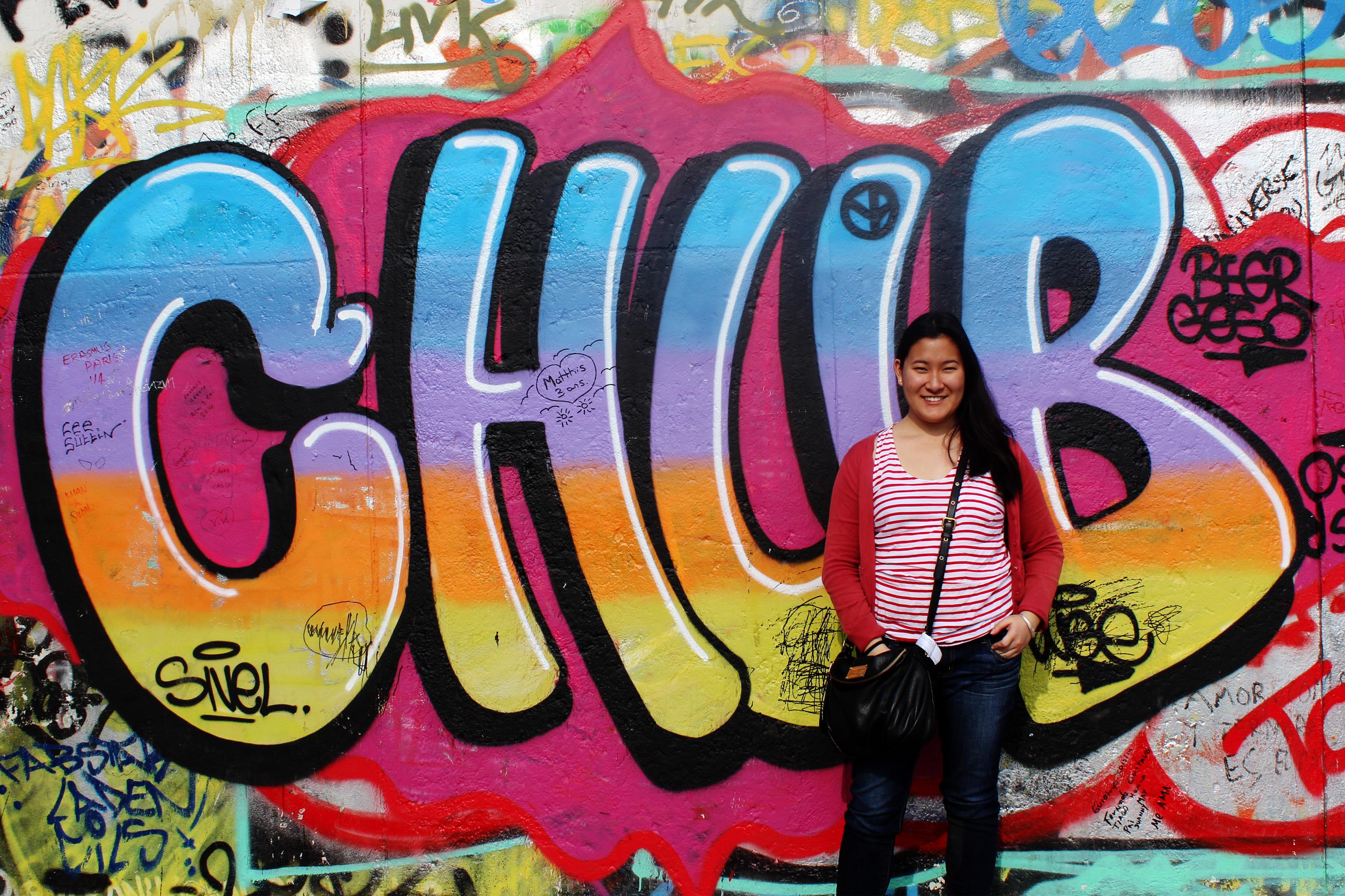 Berlin Wall Art berlin wall | selene + abroad