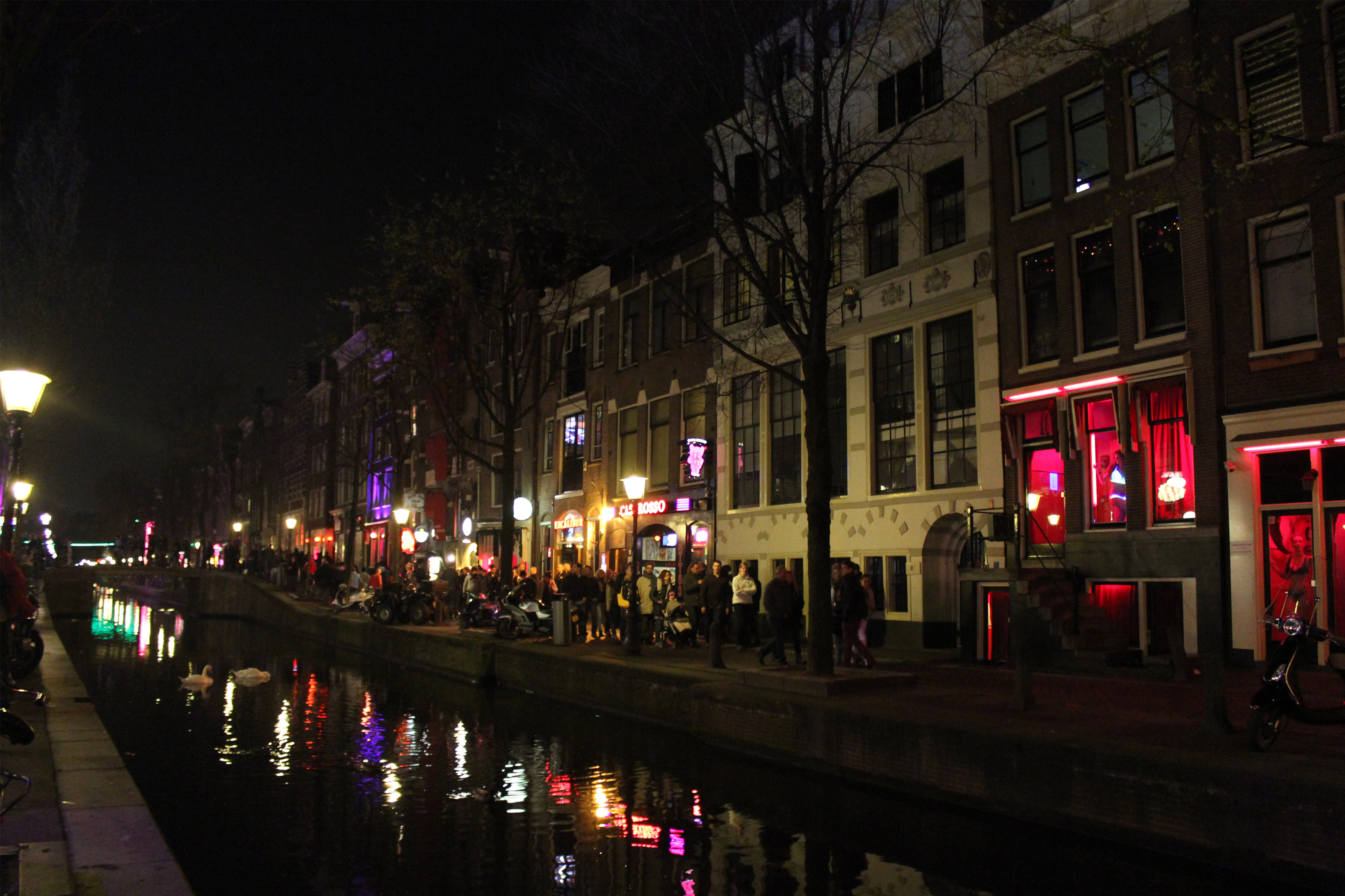 Red Light District Selene Abroad