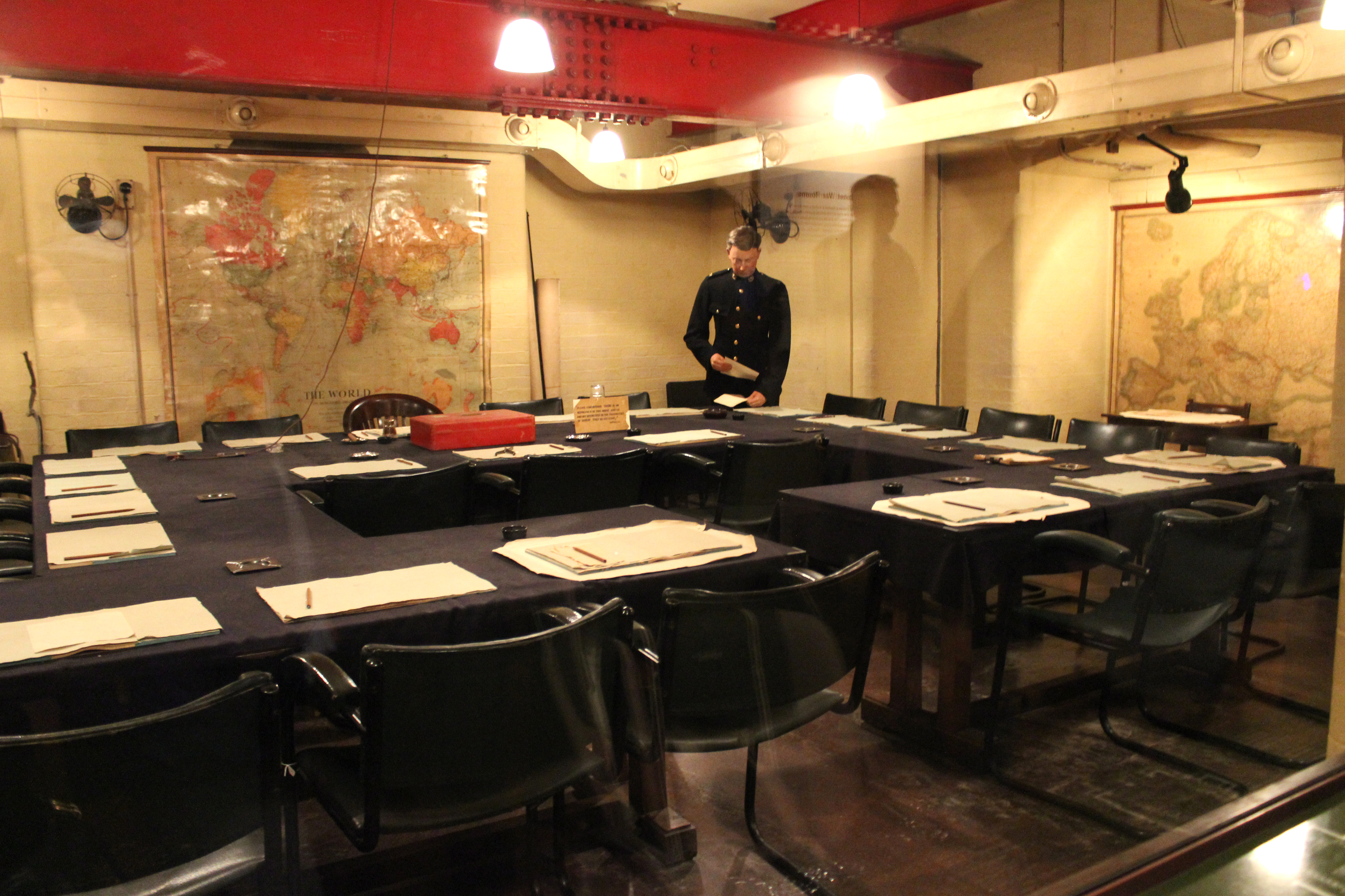 The War Rooms London