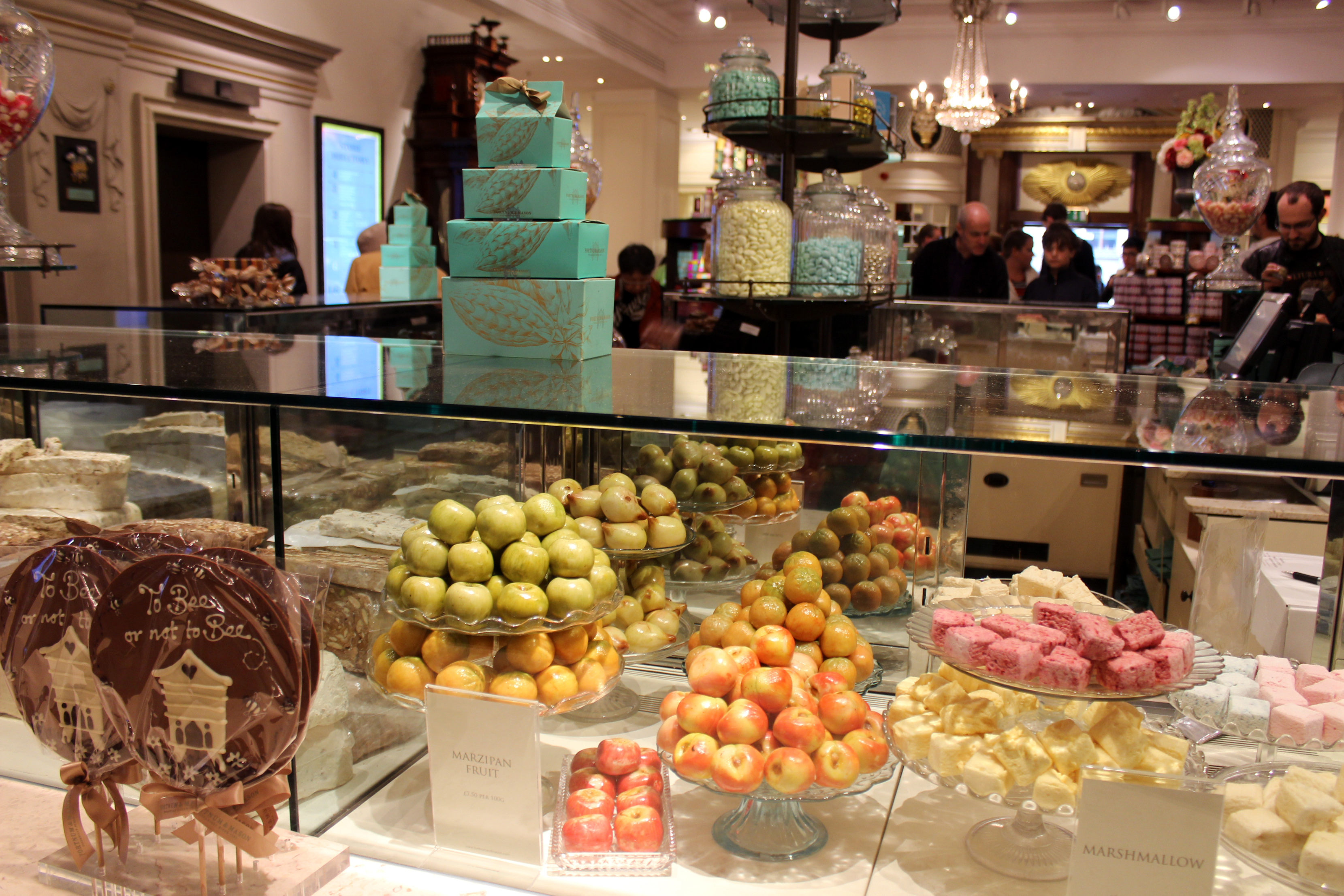 Grocery Shopping At Fortnum Amp Mason Near Piccadilly Circus