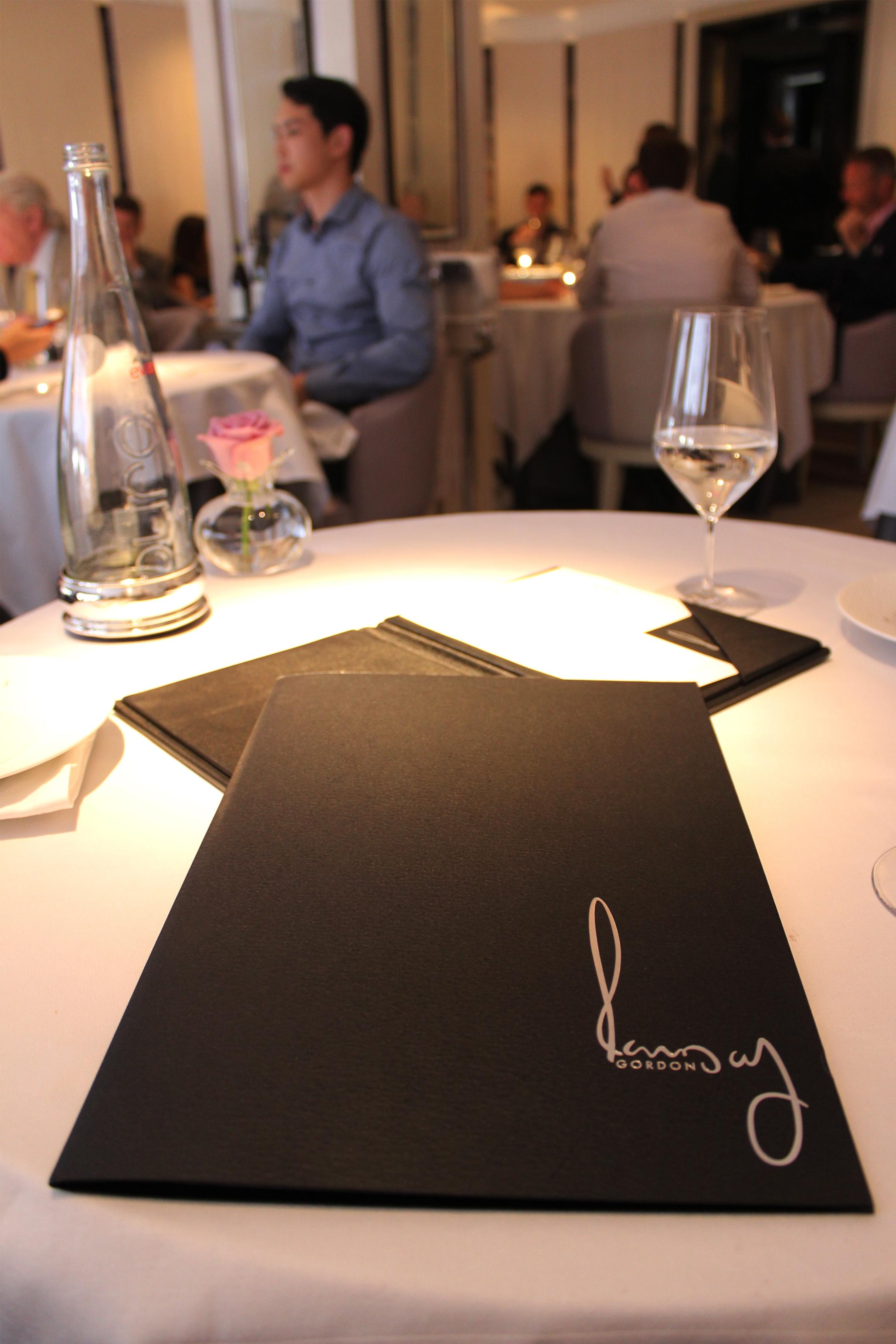 Gordon Ramsay 3 A Gorgeous Lunch At Restaurant Gordon Ramsay In Chelsea  Selene + How To