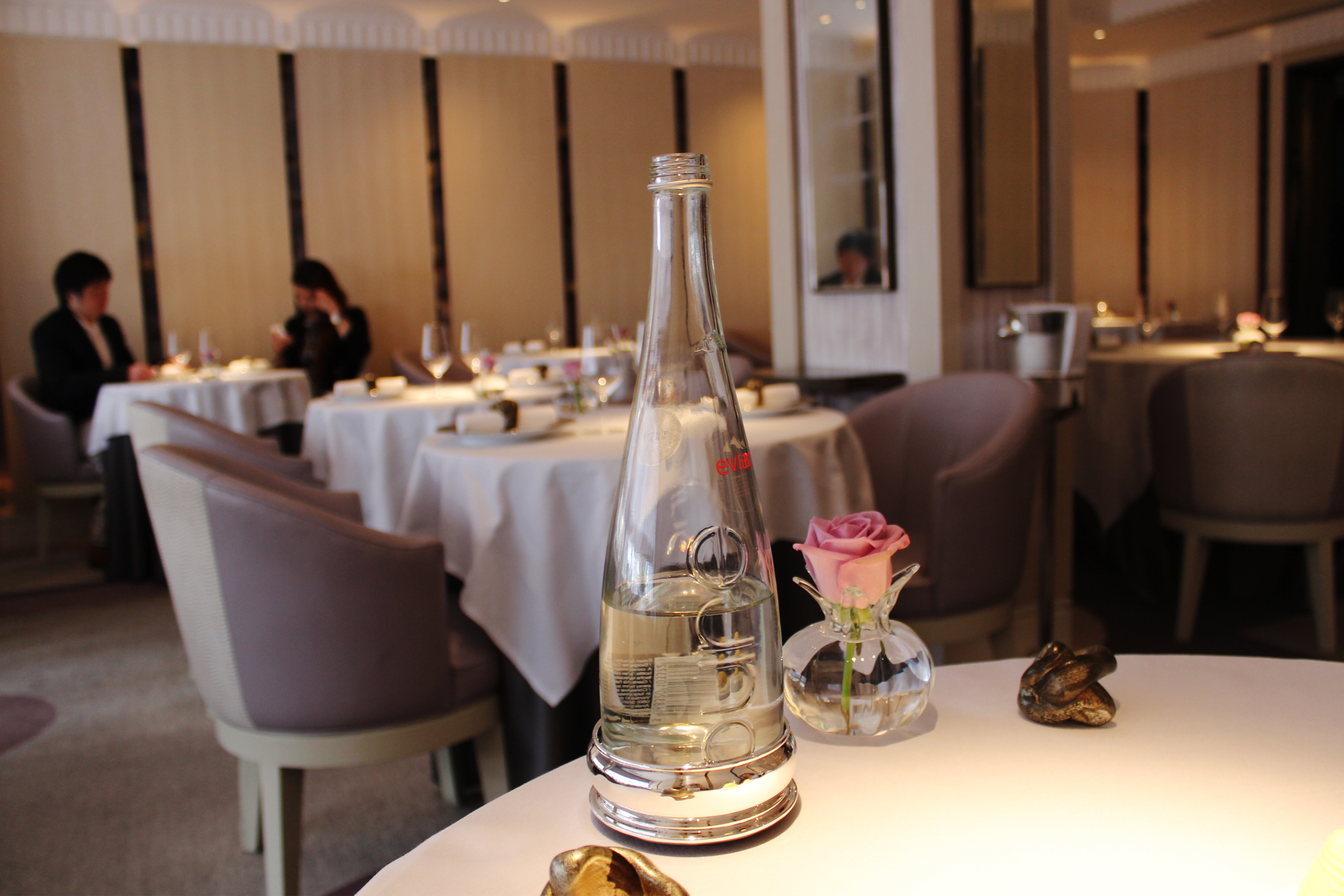 A gorgeous lunch at restaurant gordon ramsay in chelsea