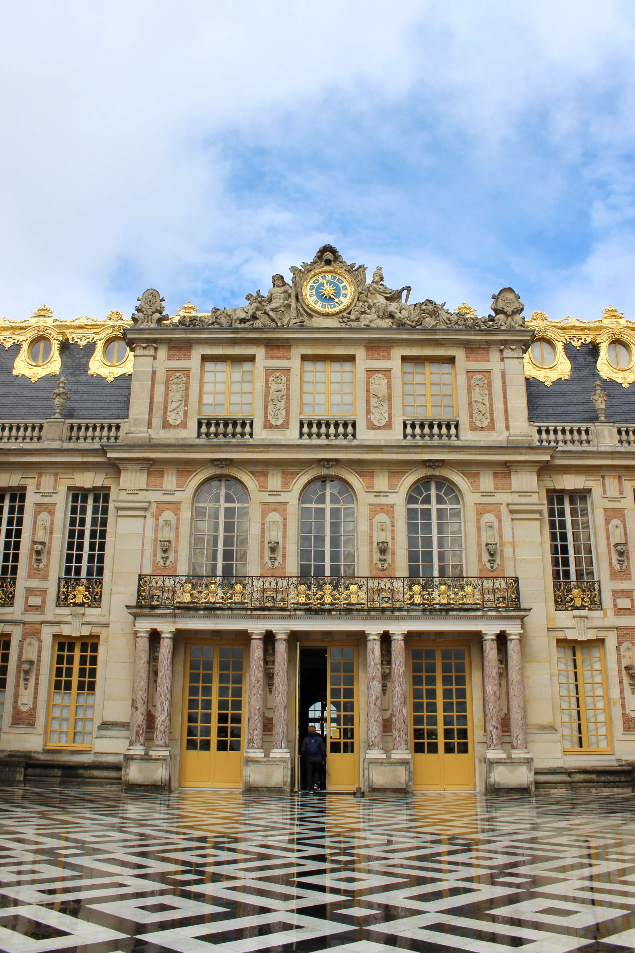 Exploring The Palace Of Versailles Selene Abroad