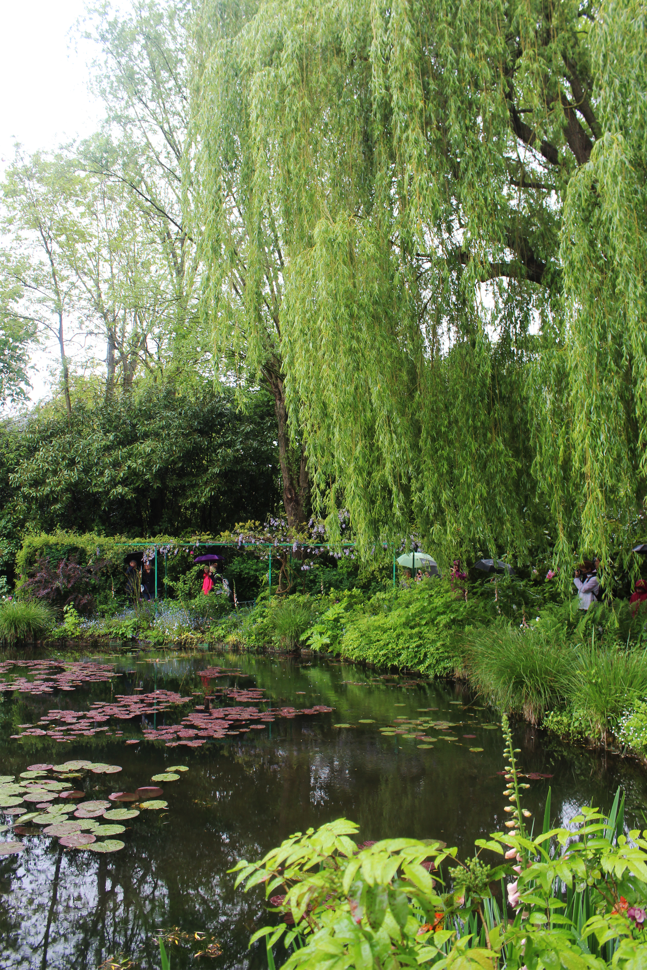 a day trip from paris to monet u2019s estate in giverny
