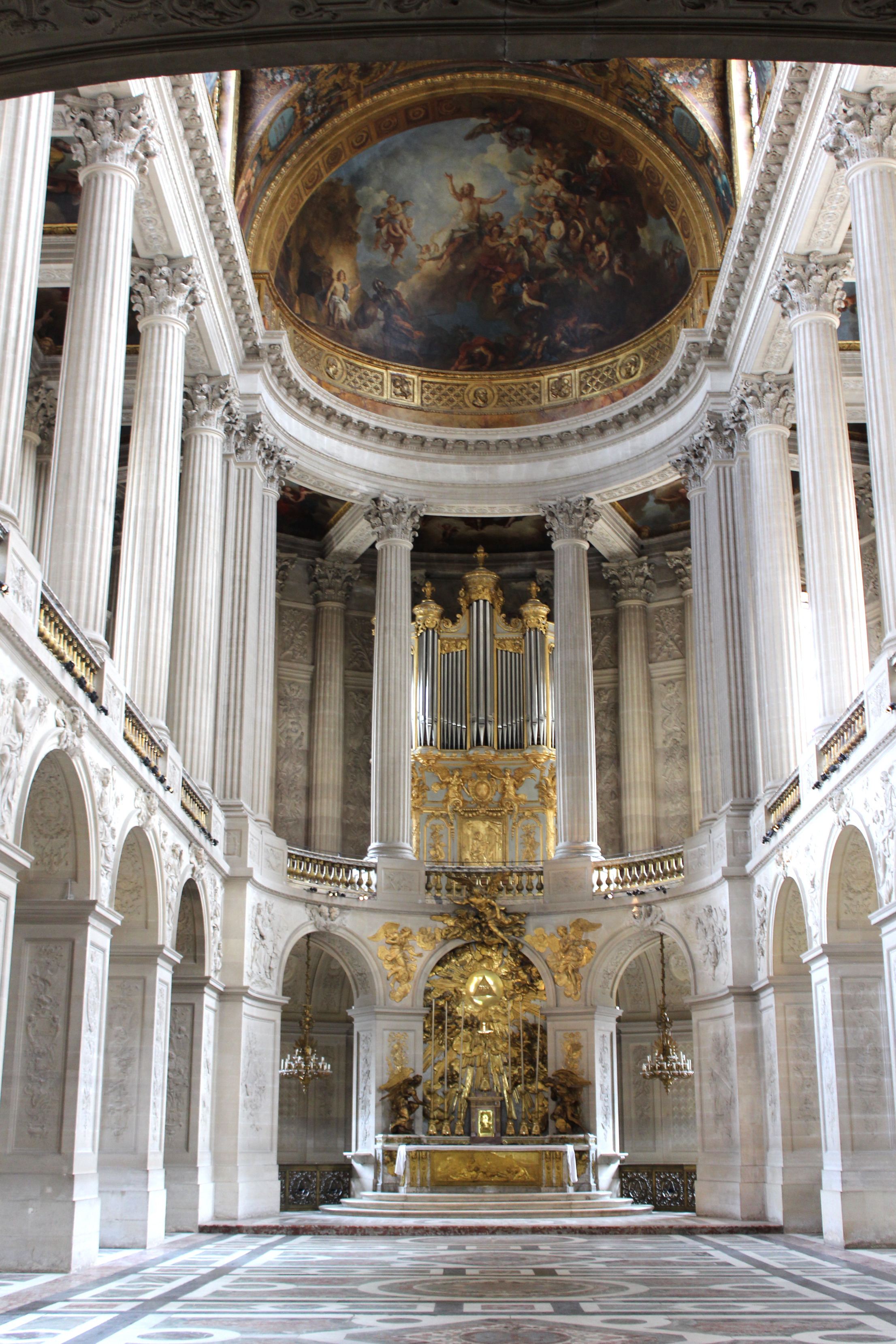 Exploring the Palace of Versailles | Selene + Abroad