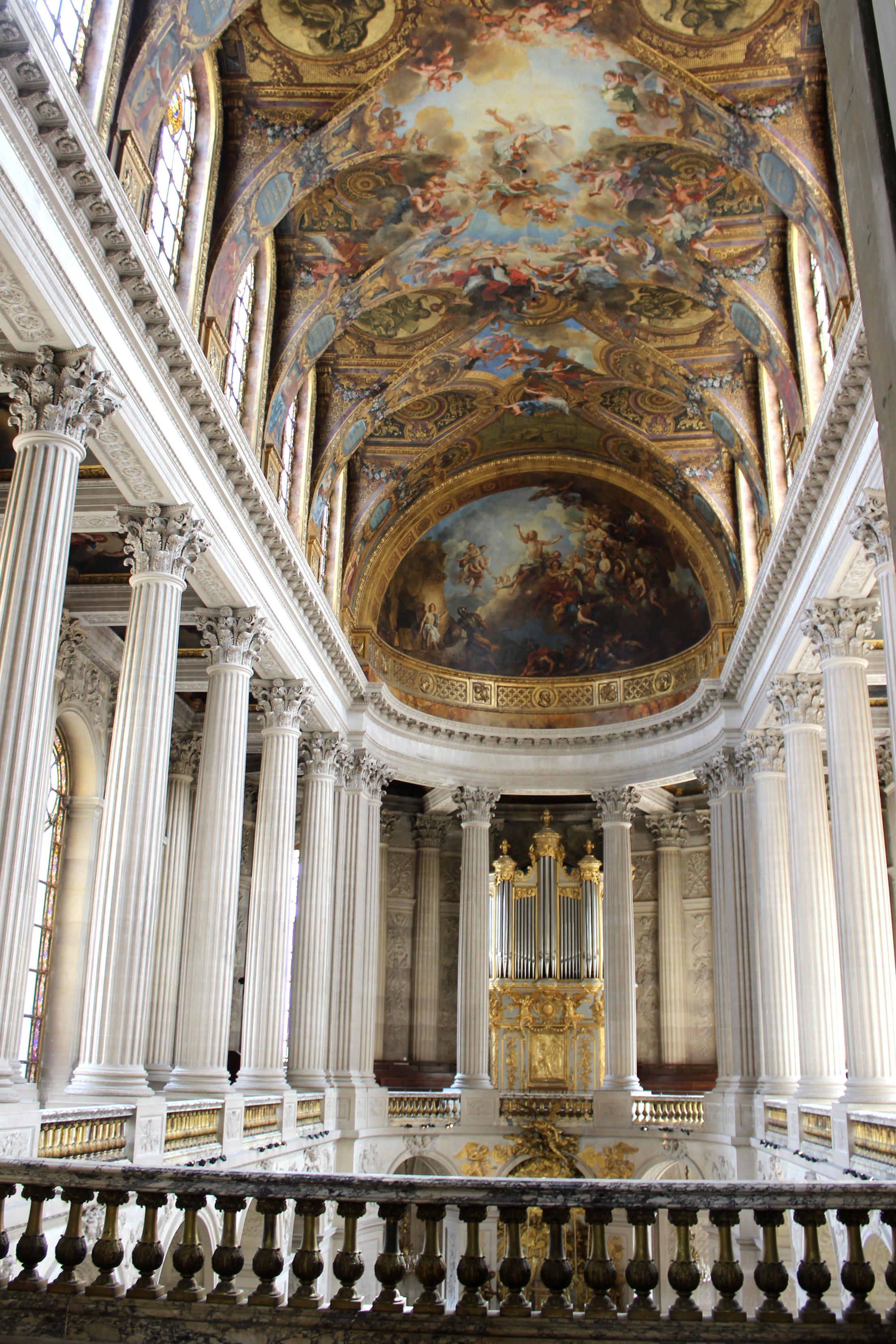 exploring the palace of versailles