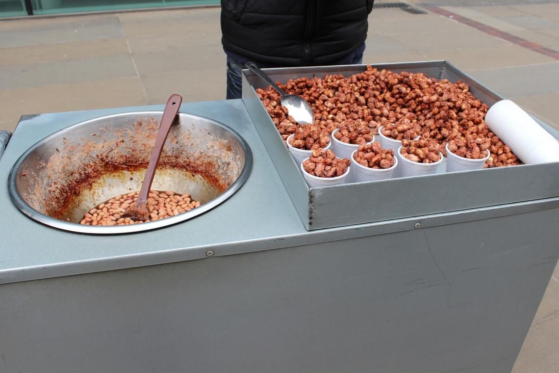 Image Result For Peanut Vendor London